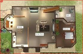 the sims 2 kitchen and bath interior design unique cottage floor plans house decor kitchens bathrooms