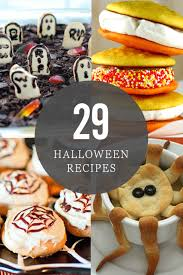 29 spooktacular halloween recipes for kids recipes halloween
