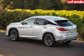 lexus rx interior 2015 2015 lexus rx review wheels