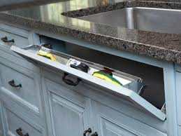 kitchen cabinet sponge holder 29 clever ways to keep your kitchen organized mullets kitchen