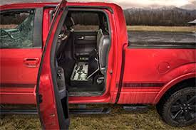 Dodge Gun Vaults Truckvault Products For Chevrolet Silverado Pickup
