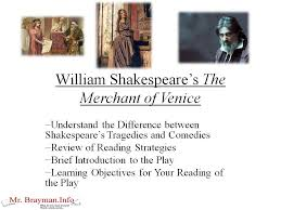 merchant of venice lesson youtube