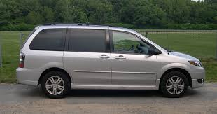 mazda mpv description of the model photo gallery modifications