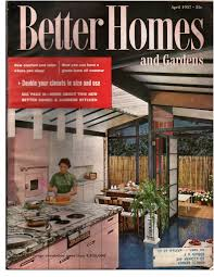 new homes and ideas magazine note songs 1958 better homes u0026 gardens idea home