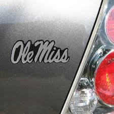 ole miss alumni sticker ole miss rebels car stickers of mississippi auto sticker