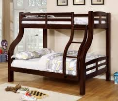 Furniture Of America Beatrice TwinTwin Bunk Bed In Champagne - Furniture of america bunk beds
