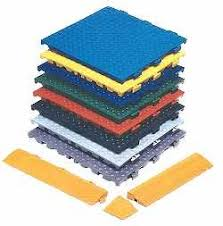 buy rubber aerobic flooring and plastic aerobic floor tiles for