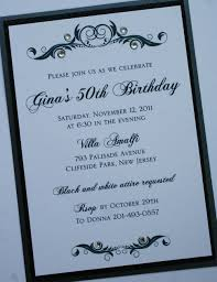 formal birthday invitations formal birthday invitations for the