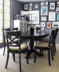Black Kitchen Table With Storage Dinettestyle Store For Many More - Black kitchen tables