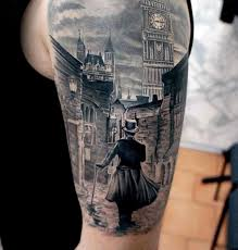 90 building tattoos for architecture ink design ideas