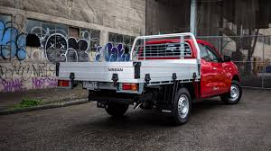 nissan australia commercial vehicles 2016 nissan navara rx 4 2 king cab chassis photo review youtube