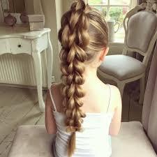 the 3d pull through braid by sweethearts hair design braids