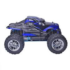 hsp nitro monster truck hsp 94188 4wd 1 10 scale models power off road monster truck