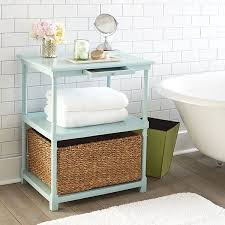 small storage table for bathroom download small bathroom table gen4congress small bathroom table