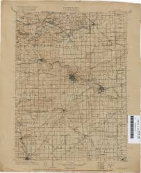 Map Of Ann Arbor Historical Topographic Maps Perry Castañeda Map Collection Ut