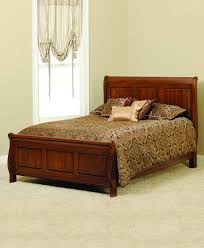 Sleigh Bed Pictures by Wilkshire Sleigh Bed Amish Direct Furniture