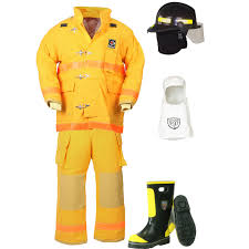 Firefighter Safety Boots by Complete Firefighter Value Package