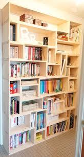 Comment Fabriquer Une Maison En Bois Fabriquer Sa Bibliothèque En Bois Sur Mesure Bricolage