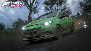 vauxhall vxr forza horizon 3 playseat car pack hits the open road tomorrow