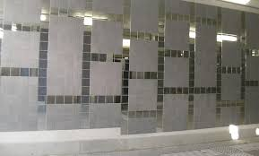 Mirrored Bathroom Walls Strikingly Design Mirror Tiles For Walls Or The 25 Best Ideas On