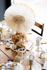 years paper crafts and table setting sew a fine seam