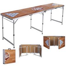 how long is a beer pong table portable beer pong table
