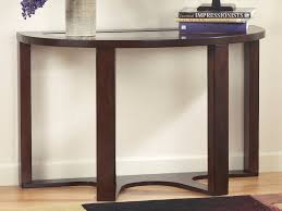 cross island sofa table living room ashley furniture sofa table elegant t668 4 ashley