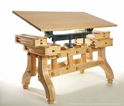 Industrial Drafting Table Douglas Lamont U0027s Wonderful Ex Machina Drafting Table Core77