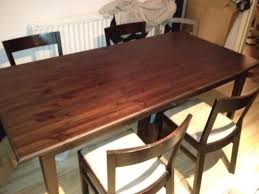 second hand table chairs kitchen table second hand kitchen table and chairs secondhand