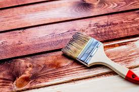 is it better to paint or stain your kitchen cabinets removing peeling paint stain from your deck matt carlson
