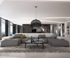 wohnzimmer weiss wohnzimmer weiß grau herrlich mit streifen schwarz weia