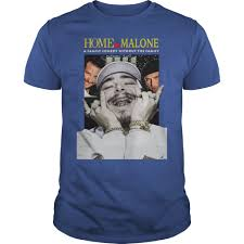 home malone shirt