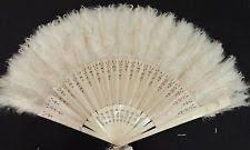silk fan vintage fans ebay