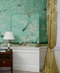 chinoiserie wallpaper u0027earlham u0027 design in full custom design