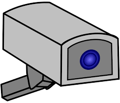 file drawing of a cctv camera svg wikimedia commons