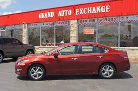 nissan altima sv 2013 2013 nissan altima red sv sedan sale