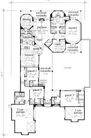 mediterranean floor plans with courtyard courtyard house plans home act