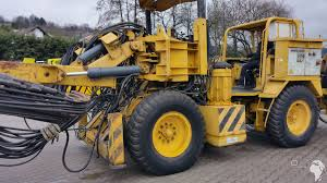 used atlas copco jumbo boomer for sale youtube