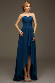 plus size royal blue bridesmaid dresses in chiffon