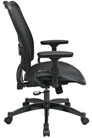 mesh back office chair with lumbar support coffee3d net