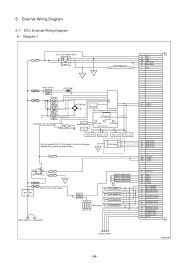 2001 nissan almera wiring diagram and electrical troubleshooting