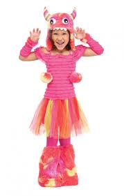 Toddler Monster Halloween Costume Wild Child Toddler Costume Neon Monster Costume Girls