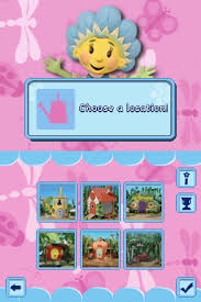 fifi flowertots nintendo ds video games museum