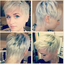 side and back views of shag hairstyle 7 stylish messy hairstyles for short hair popular haircuts
