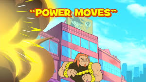 power moves teen titans wiki fandom powered wikia