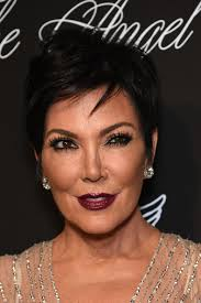 kris jenner hairstyles front and back more pics of kris jenner messy cut 2 of 4 short hairstyles