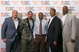 Home Depot Warehouse Jobs Atlanta Ga Actor Laz Alonso Atlanta Mayor Kasim Reed Announce Winners Of