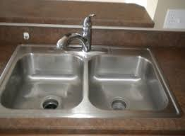 Kitchen Sink Clog How To Unclog A Kitchen Sink