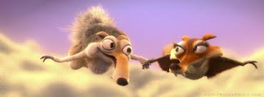 pin laurie girtman scrat ice age ice age