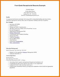 Receptionist Job Description For Resume by Awesome Salon Resume Sample Contemporary Simple Resume Office
